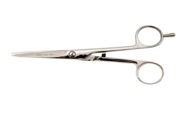 Classic- hairdressing shear stainless steel, polished 6″