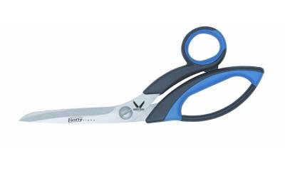 Finny- heavy tailor's shear 8″