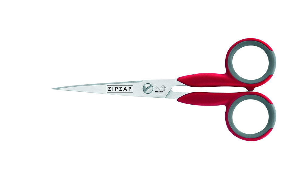 ZipZap- embroidery scissors 5″